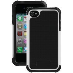 Iphone 4 And 4s Tough Jacket Case