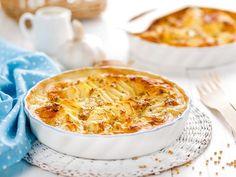 pomme de terre, jambon blanc, lardons, oignon, pâte feuilletée, saint-nectaire, Sel, Poivre
