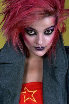 German Punk Singer Nina Hagen