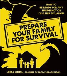 Survival Preparedness-Are Your Ready For A Disaster - Food Storage Moms Survival Books, Survival Prepping, Survival Skills, Survival Gear, Survival Supplies, Survival Stuff, Wilderness Survival, Teacher Survival, Emergency Supplies