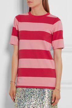 J.Crew | Striped cotton-jersey T-shirt | NET-A-PORTER.COM