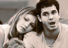 Katharine McPhee and Elyes Gabel Scorpion Co Stars and Real Life Couple watching the US OPEN in NYC > September 6, 2015. Gabel, Prime Time, Animated Cartoons, Cartoon Shows, Scorpion, Cute Couples, I Laughed, Real Life, Tv Shows