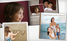 Classic Photo Books, Calendars, and Cards from Picaboo (Up to 65% Off). Two Options Available.