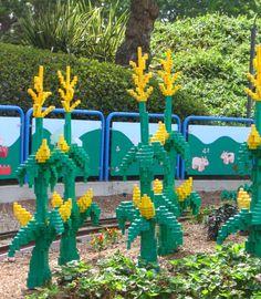 Lego Land Corn