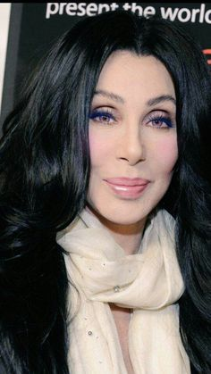 I always thought Cher was so beautiful