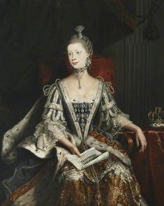 Charlotte Sophia (1744-1818), Queen Consort of George III