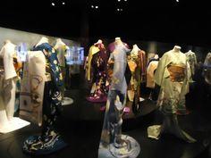 Geisha exhibition at Volkenkunde museum @ Leiden