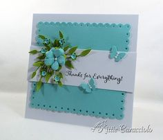 One of my favorite techniques is to create a die cut floral spray on a clean and simple card design. My project today was made using the Rubbernecker 3032 Bes Butterfly Cards, Flower Cards, Simple Card Designs, Get Well Cards, Fall Cards, Pretty Cards, Scrapbook Cards, Scrapbooking, Greeting Cards Handmade