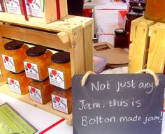Bolton Food and Drink Festival 2013 - Bolton Made Jam   Flickr - Photo Sharing!
