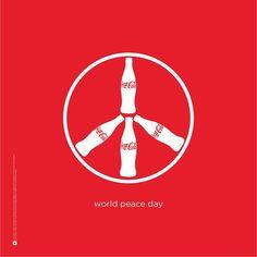 Coca-Cola World Peace Day