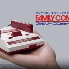 動画ファミコンが手のひらサイズにマリオブラザーズなど人気30タイトルを収録