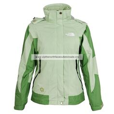 The North Face pure Women s Laurel-green Gore Tex 3 in 1 Jacket Outlet f5266d28971c