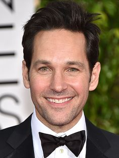 The only thing we're more excited about than the news that Paul Rudd's returning for a Wet Hot American Summer reunion? How much that five o'clock shadow is definitely working for him.