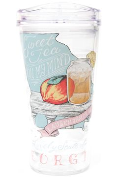 Georgia Sweet Tea Tumbler