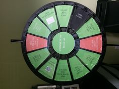 Visit us our booth @ Hiossen Syposium This Sunday, Come try your Luck and Spin the PRIZE WHEEL. You could win! Buy this Prize Wheel at http://PrizeWheel.com/products/floor-prize-wheels/floor-and-table-prize-wheel-12-24-slot-adaptable/.