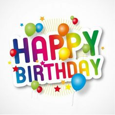 Happy Birthday Wishes, Cards, Images And Sayings-Birthday Greeting Cards Happy Birthday Pictures Free, Happy Birthday Status, Happy Birthday Wishes Images, Happy Birthday Wishes Cards, Happy Birthday Balloons, Birthday Email, Card Birthday, 10th Birthday, Happy Status