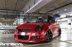 Suzuki Swift Sport, Suzuki Cars, High Performance Cars, Daihatsu, Rally Car, My Ride, Jdm, Sexy Dresses, Dream Cars