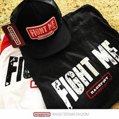 RAGEFIST MAFIA™   Fight Me Shirts   Combat Clothing