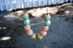 40 Gorgeous DIY Necklaces via Brit + Co