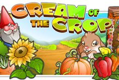 Cream of the Crop - http://freecasinogames.directory/cream-of-the-crop/