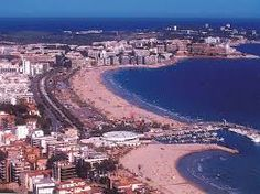 Salou, Spain and First visit was on a school trip. Great fun in Year Second visit was with my friend, Lauren. Incredible trip and will NEVER forget the 'newly hatched turtle' experience. Cheap Holiday, Holiday Deals, Salou Spain, Bright Side Of Life, Kusadasi, Travel Companies, Travel Bugs, Beautiful World, Airplane View