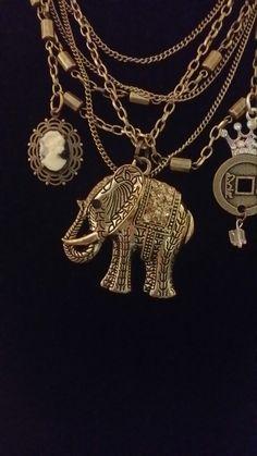 Lucky Elephant by DistinctionbyDesign on Etsy https://www.etsy.com/listing/233981231/lucky-elephant