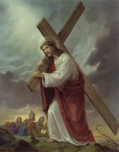 Jesus Bearing the Cross