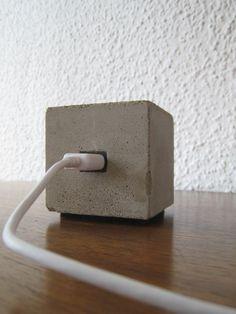 concrete cube usb