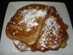 Battered French toast