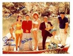 """Gilligan's Island aired on CBS from 1964-1967 and featured seven stranded castaways who originally set out on a """"three hour tour"""". The show revolved around them surviving on the island and their failed attempts to get off the island"""