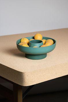 Hoop bowl, OMMO 2016 collection Design: Studio Shane Schneck - Photo: Alexandre Vernet