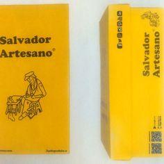 Nueva caja de nuestra marca propia salvador artesano