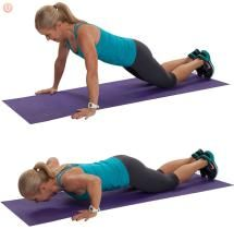Research has shown that exercise can slow down the physiological aging clock; check out these 10 strength training moves for women over 50. - Chris Freytag