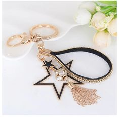 New Creative Key Chains Fashion Keychains Car key Rings Holder Women Bag Charm Pendant Handbag Decoration Jewelry Wholesale Outfit Accessories From Touchy Style. Car Accessories For Girls, Fashion Accessories, Handbag Accessories, Hello Kitty Keychain, Fur Keychain, Car Key Ring, Diy Crafts Jewelry, Wholesale Jewelry, Key Rings