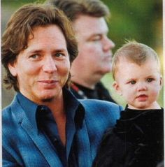 Eddie Vedder and Daughter Olivia