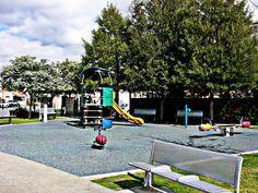 Adams Square Mini Park- playground in Glendale CA