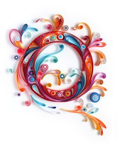 This lovely quilled design by Yulia Brodskaya was featured in Paper Cuts, a 2014 exhibit at Spoke Art in San Francisco. Link no longer active.