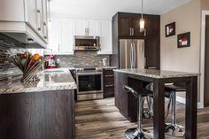 Contemporary Kitchen Renovation #kitchenrenovation #contemporarykitchen #renoassistance