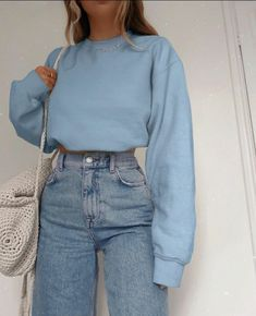 Teen Fashion Outfits, Retro Outfits, Look Fashion, Vintage Outfits, 90s Fashion, Fashion Tips, Cute Comfy Outfits, Stylish Outfits, Cool Outfits