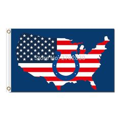 #US #INDIANAPOLIS #COLTS #FLAG #USA #WORLD #SERIES #FOOTBALL #TEAM #3 #X #5 #FT #HELMET #BANNER #STARS #AND #STRIPES #FLAG #100D #POLYESTER