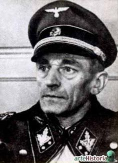 Karl Hermann Frank (24 January 1898 – 22 May 1946) was a prominent Sudeten German Nazi official in Czechoslovakia prior to and during World War II and an SS-Obergruppenführer. He was executed by hanging after World War II for his role in organizing the massacres of the people of the Czech villages of Lidice and Ležáky.