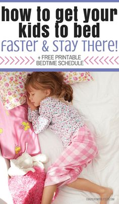 how to get your kids to bed faster and stay there, bedtime routine, toddler bedtime routine, printable bedtime routine for 3 year olds, sleep tricks for 4 year olds (raised beds sleepers projects) Kids Sleep, Baby Sleep, Child Sleep, Bedtime Routine Printable, Bedtime Routines, Parenting Advice, Kids And Parenting, Single Parenting, Toddler Bedtime