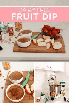 easy yogurt dip frui