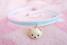 order this $15.78 Rilakkuma choker, link found in the source.