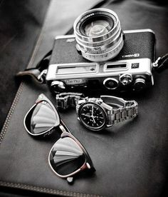 Latest 40 Classy Mens Fashion Accessories-Fashion had been gaining popularity throughout the world. Not only women, men are also becoming choosy with their styling. The changing fashion had made people crazy ..