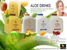 Which of these Aloe Vera drinks is your favourite - and why? Great if you share…