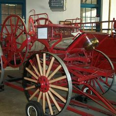 Firefighter's Museum in Dallas - Housed in what used to be the original home of Hook and Ladder Co. No. 3, this 1907 firehouse-turned-museum pays homage to the brave firefighters of the great city of Dallas.