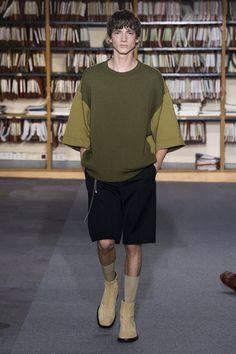 Dries Van Noten | Menswear - Spring 2018 | Look 10