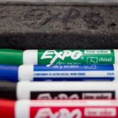How to Remove Dry-Erase Marker From Clothing