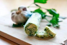 Masło czosnkowe | Garlic butter